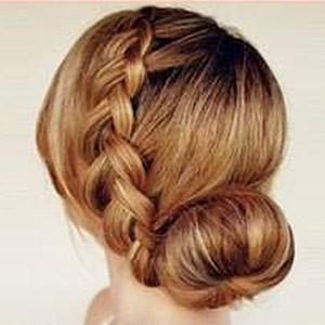 ブライダル ブライダルヘア やり方 : ブライダルヘアー ...