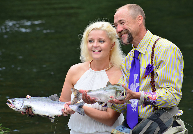 river_wedding